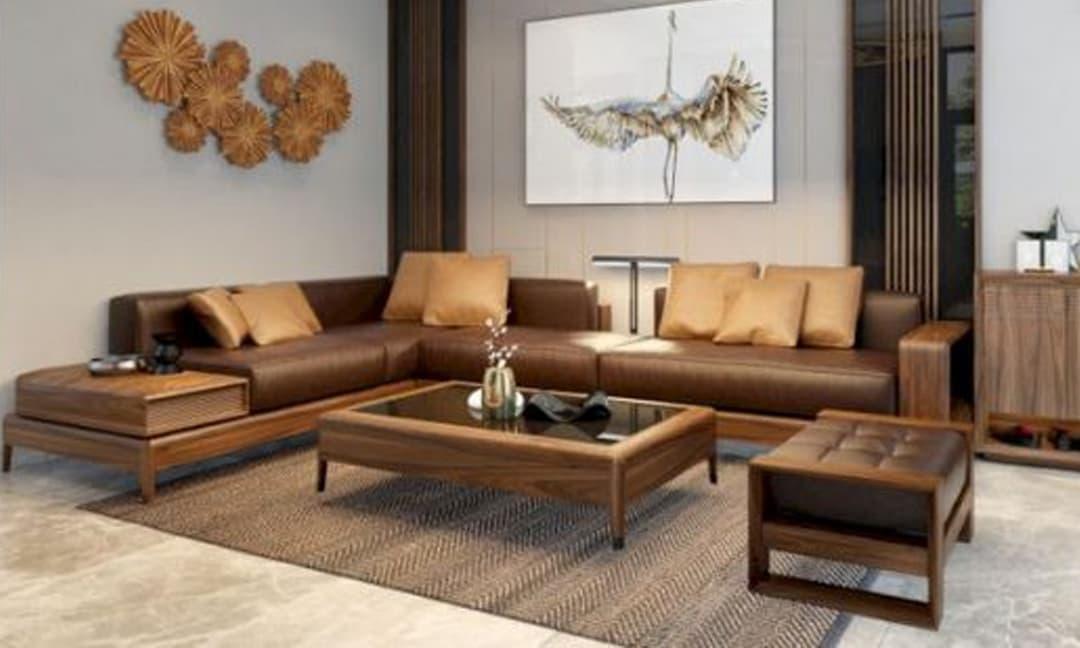 Nơi mua sofa gỗ sồi Nga chính hãng, chất lượng uy tín hàng đầu