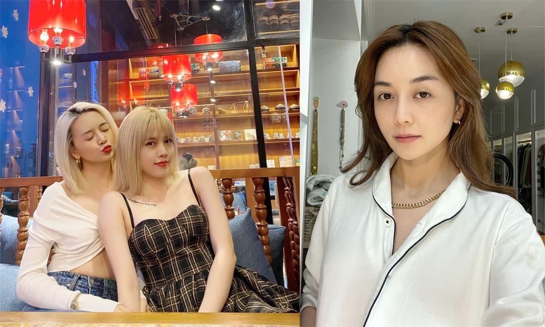 Giữa lúc Thiều Bảo Trâm dính nghi án chia tay, chị gái là Thiều Bảo Trang khoe mặt mộc đẹp không tỳ vết