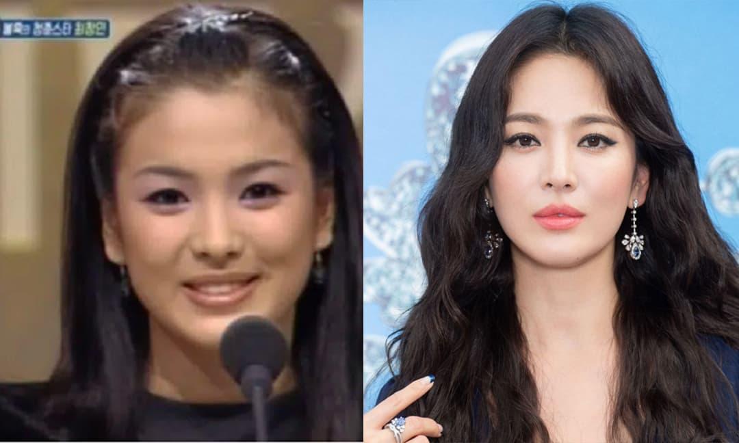 Bức ảnh 23 năm trước của Song Hye Kyo gây 'bão' mạng khi chứng minh nhan sắc 'lão hóa ngược'