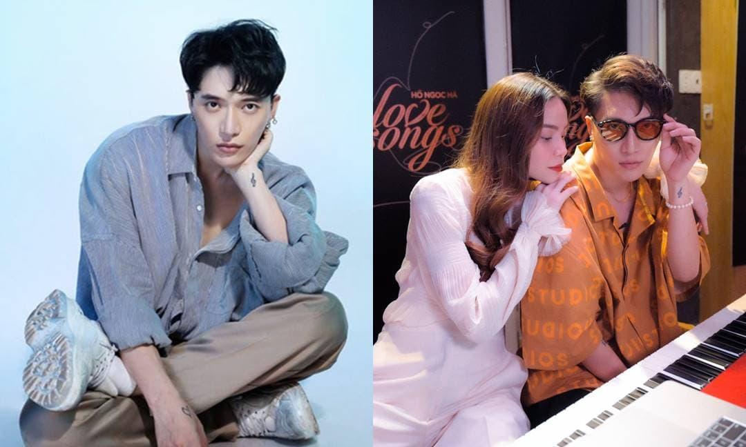 Giữa drama Sơn Tùng - Thiều Bảo Trâm, Châu Đăng Khoa bức xúc khi bị đồn yêu Hồ Ngọc Hà