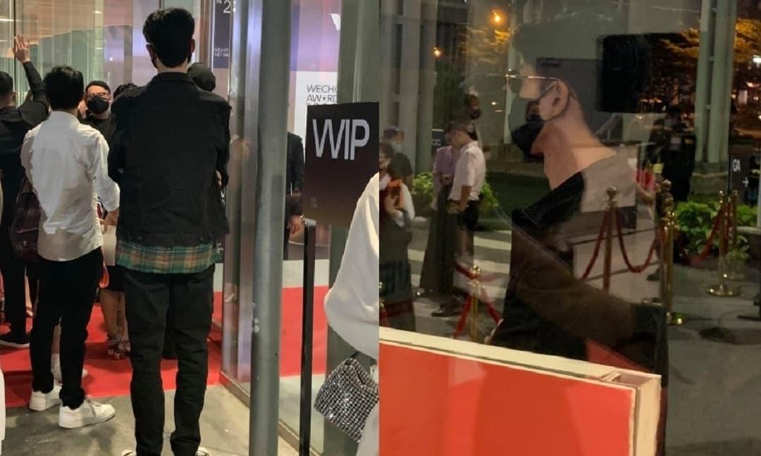 Muôn kiểu sao Việt đến muộn Wechoice Awards 2020: Người lộ rõ vẻ khó chịu, người chờ 15 phút vẫn không vào được đành lủi thủi 'đi về nhà'