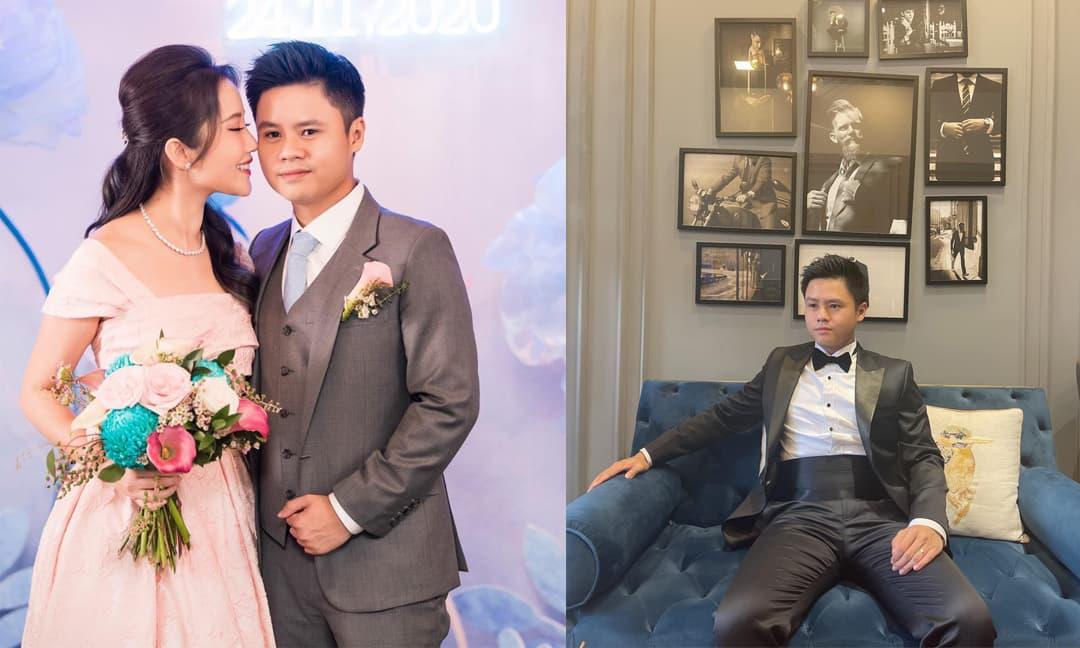 Thiếu gia Phan Thành nhắc khéo khách mời nhớ đến dự đám cưới, ai ngờ bị bạn bè trêu chuyện được chị nhà 'vỗ béo'