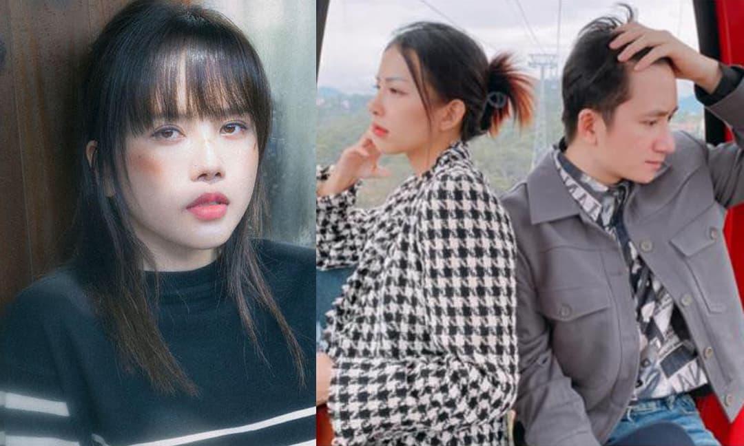 Bạn gái Phan Mạnh Quỳnh nhắn nhủ đến Thiều Bảo Trâm: 'Thương Trâm, ôm Trâm nhá'