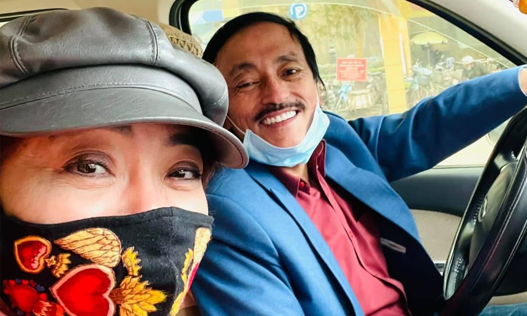 Nghệ sĩ Giang Còi chấp nhận điều trị bệnh ung thư vòm họng nhưng phải chờ 'ăn Tết xong'