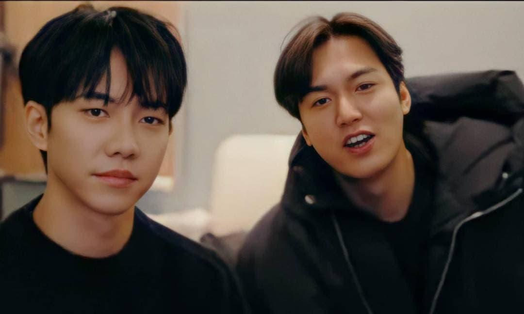Kém tuổi nhưng Lee Min Ho lại thua đau về mặt sắc vóc so với 'Chàng rể quốc dân' Lee Seung Gi