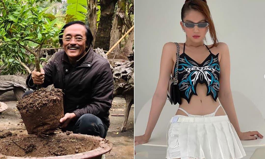Sao Việt 26/1/2021: NS Giang Còi vẫn tự lái xe, quay vlog sau khi phát hiện bị ung thư họng giai đoạn 3; Ngọc Trinh 'đốt mắt' fan với loạt ảnh mới nhất