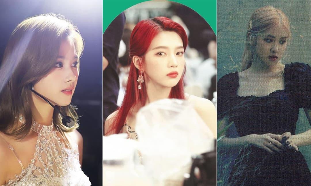 Những nữ idol có khí chất công chúa, thở thôi cũng sang chảnh ngút ngàn