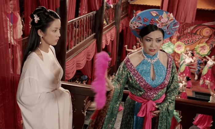 Phương Thanh tái xuất màn ảnh rộng với vai Tú Bà, đọ độ ác cùng NSND Lê Khanh