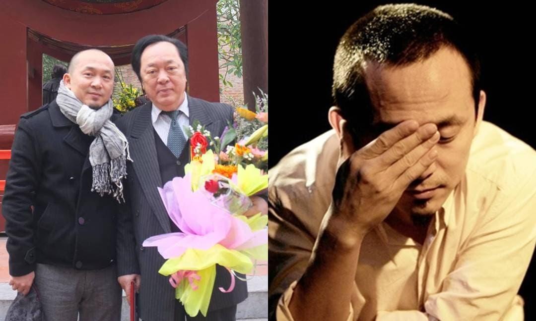 Nhạc sĩ Quốc Trung gây xúc động khi tạm biệt NSND Trung Kiên: 'Cảm ơn bố đã mang con đến cuộc đời này'