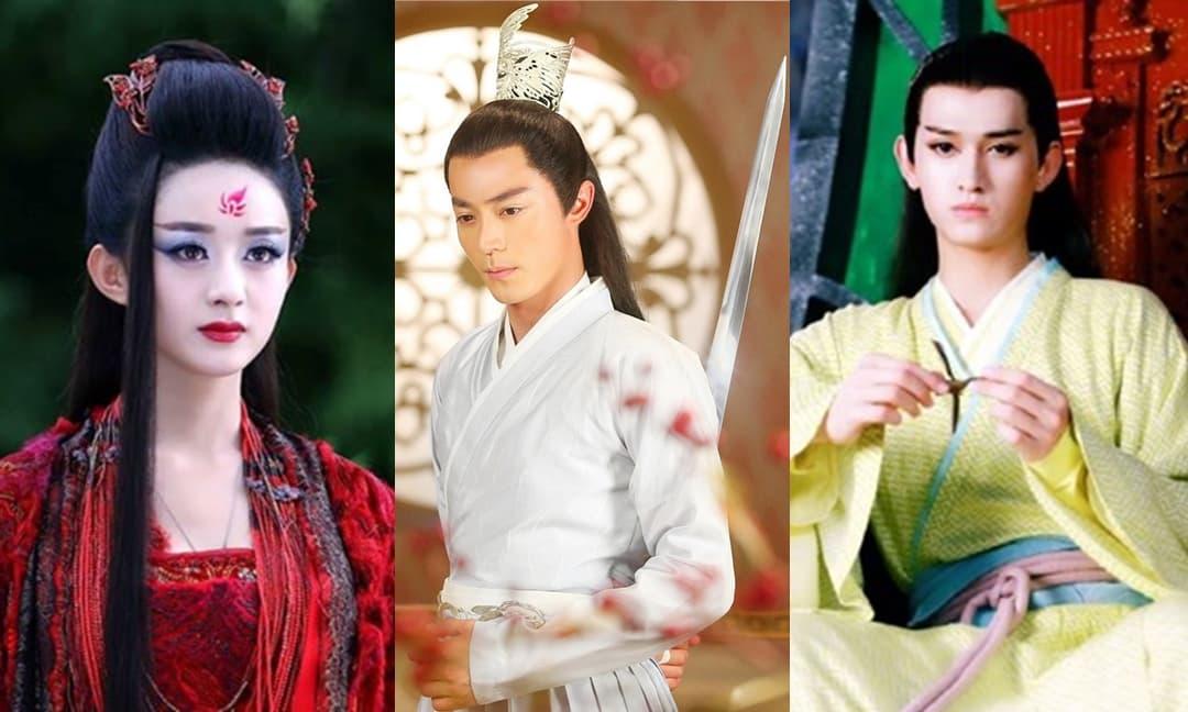Diễn viên 'Hoa Thiên Cốt' sau hơn 5 năm lên sóng: Triệu Lệ Dĩnh có con trai, Hoắc Kiến Hoa có con gái, Mã Khả cũng âm thầm sinh con