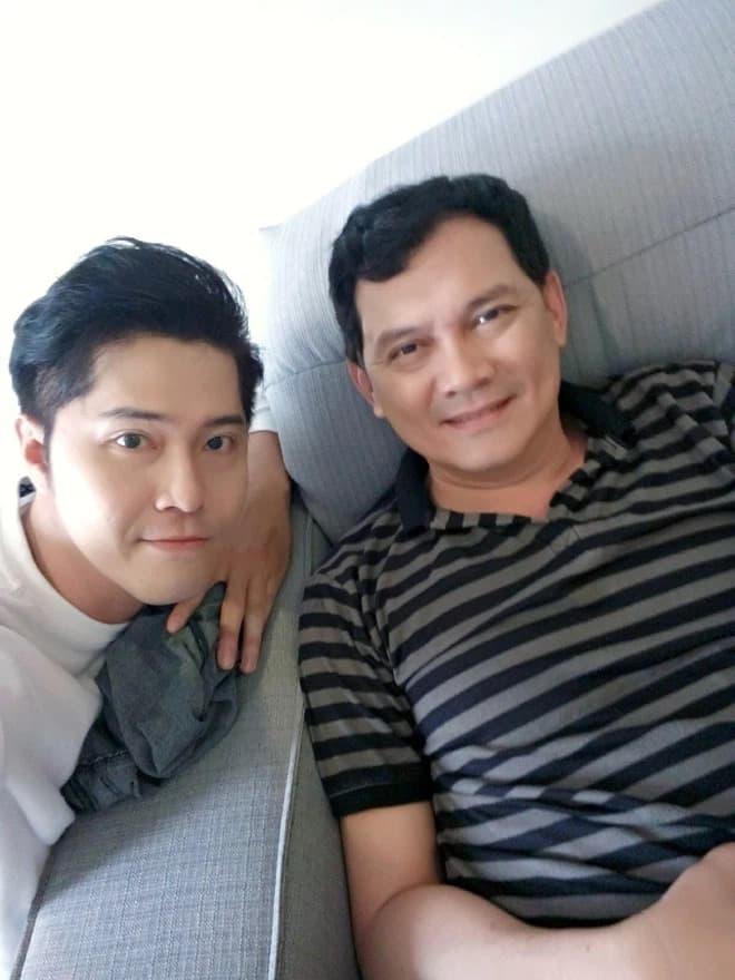 NSƯT Hữu Châu đến viếng Hải Đăng, nói rõ thông tin cố diễn viên là học trò cũ