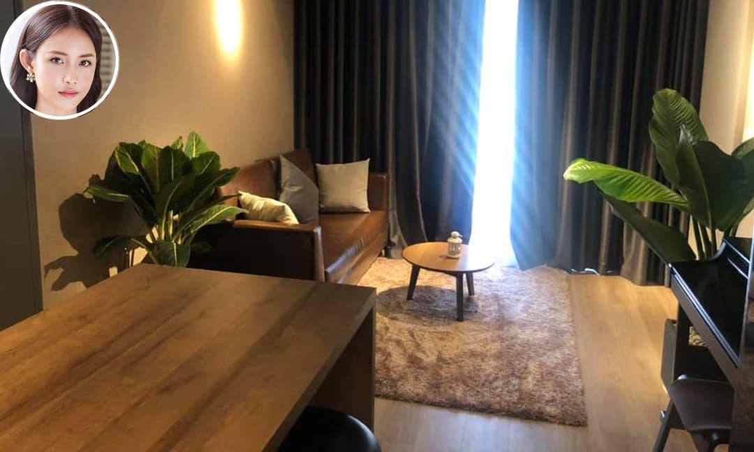 Trương Mỹ Nhân rao bán căn hộ tại TP Hồ Chí Minh