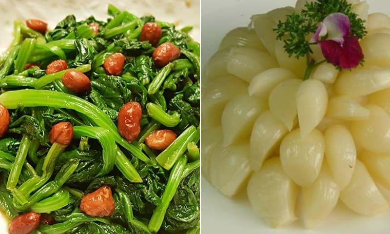 Gan khó chịu, thường xuyên ăn '3 xanh' và '2 trắng' này để điều hòa gan khí, giảm cáu kỉnh, thúc đẩy cải thiện gan