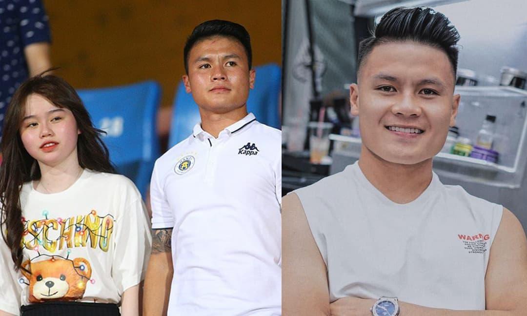 Rộ nghi vấn cầu thủ Quang Hải có bạn gái mới sau khi chia tay Huỳnh Anh
