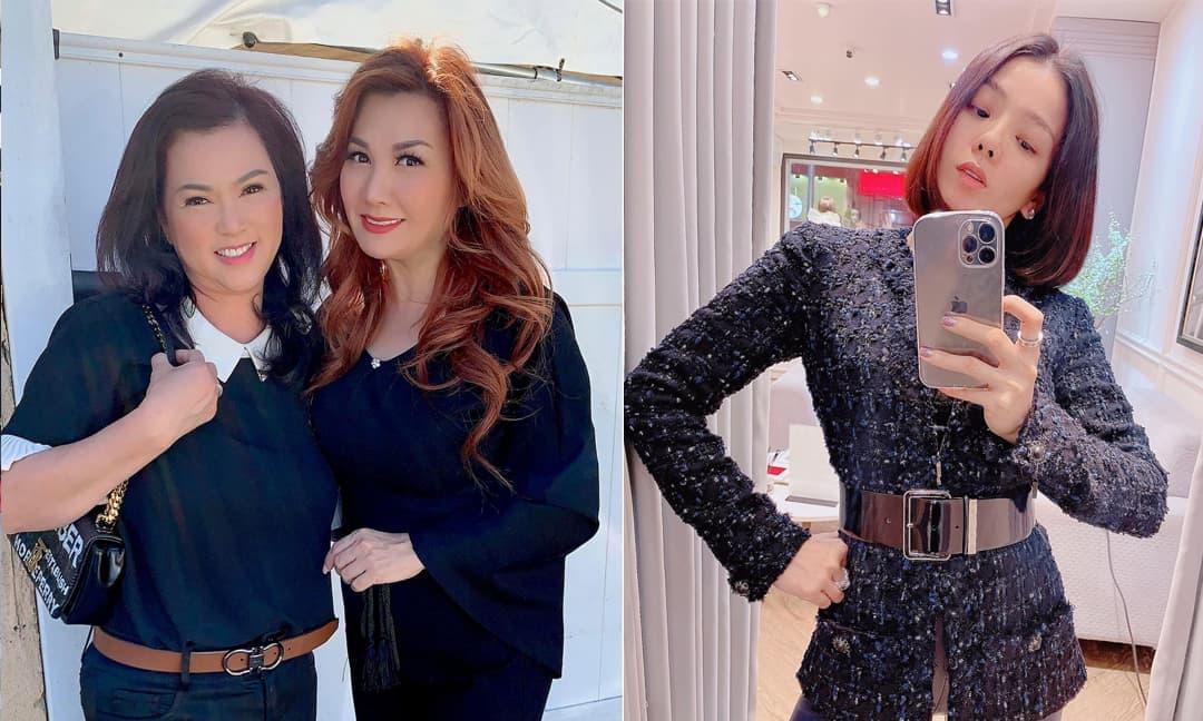 Sao Việt 24/2/2021: Vợ cũ Bằng Kiều giải thích nụ cười trong bức ảnh khi đến viếng ca sĩ Quốc Anh; Lệ Quyên đính chính thông tin sai lệch về chiều cao