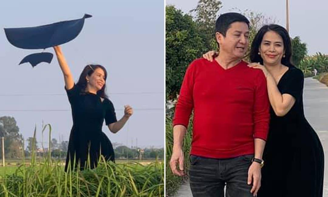 Chí Trung đăng ảnh bên bạn gái khi về quê ra mắt, nhưng lại 'dìm hàng' bản thân để làm nền cho tình trẻ