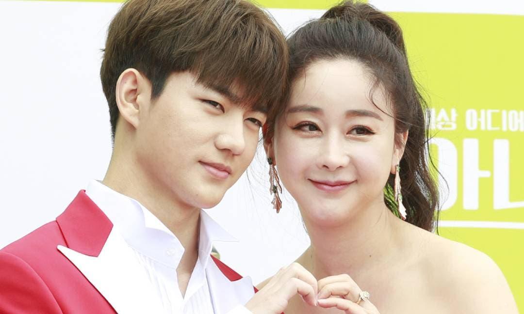 Hoa hậu Hàn Quốc lấy chồng kém 18 tuổi dính tin đồn ly hôn