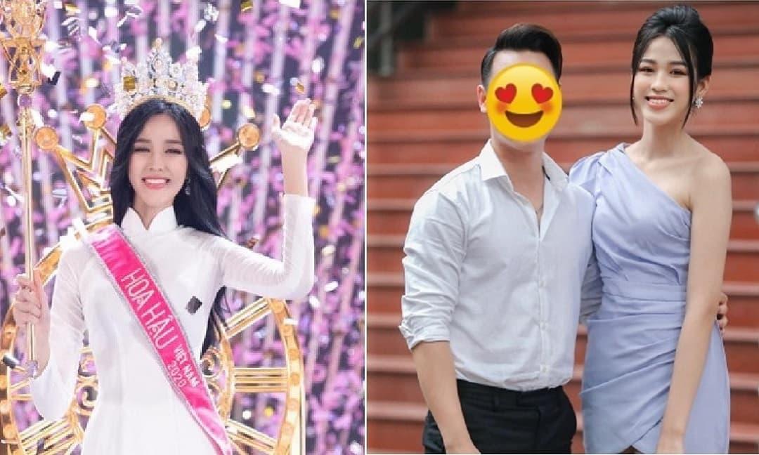 Cư dân mạng kinh ngạc: Anh chàng đẹp trai được ôm eo tình tứ chụp ảnh cùng hoa hậu Đỗ Thị Hà là ai?