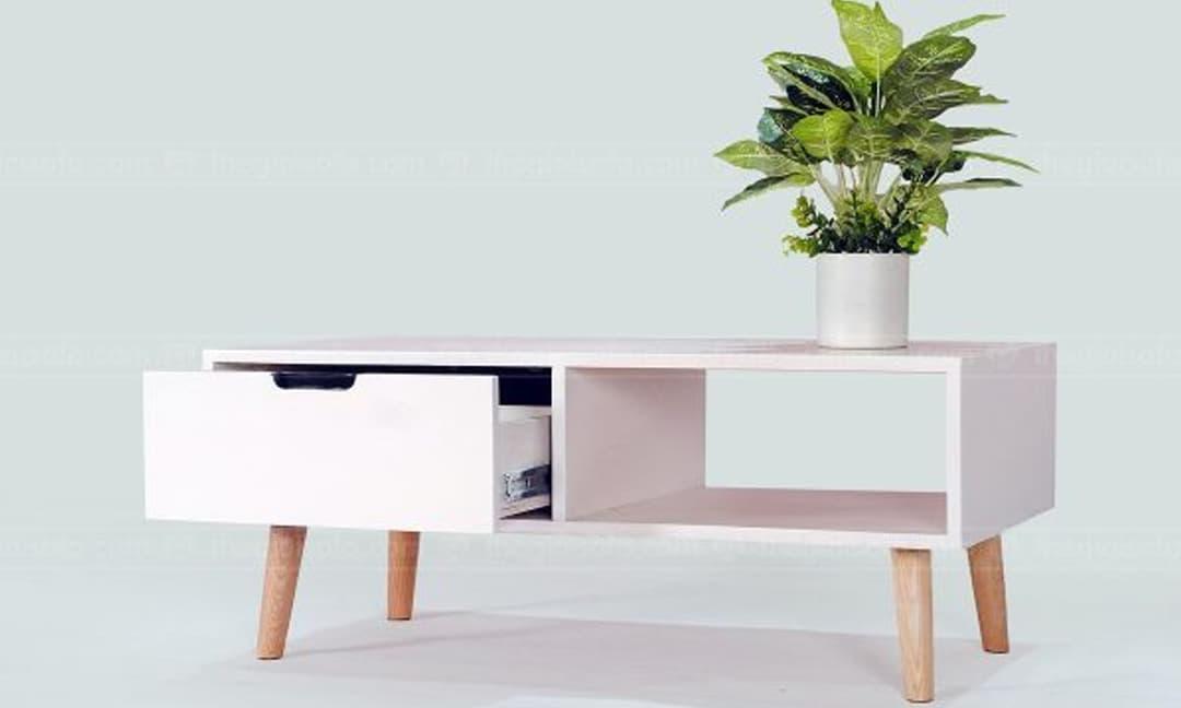 4 mẫu bàn trà phòng khách chất lượng mà bất cứ căn phòng nào cũng cần