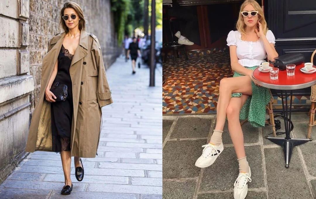 Chị em phụ nữ luôn cần có ba đôi giày này, diện với váy và quần là đủ diện cho cả xuân - hè