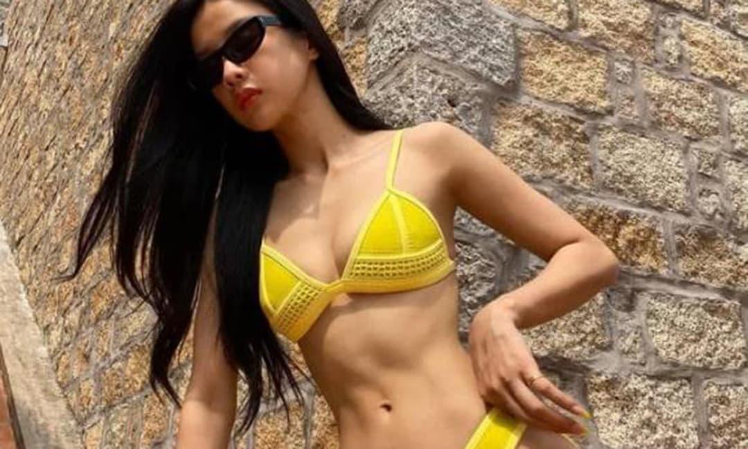 Tham gia đường đua bikini sau Tết, 'nàng Kiều' Trình Mỹ Duyên khoe hình thể nóng bỏng khó rời mắt