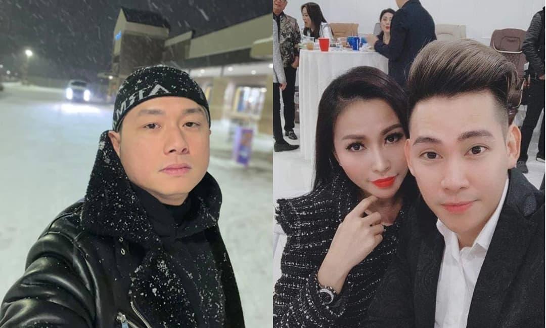 Hàn Thái Tú suýt chết cóng trong bão tuyết, Phùng Ngọc Huy và Đan Kim liều mạng chạy xe trên đoạn đường 'tử thần'
