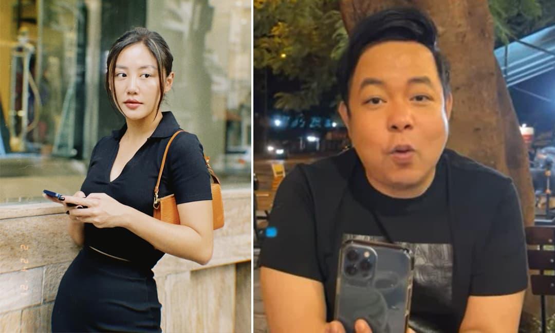 Sao Việt 25/2/2021: Phản ứng của Văn Mai Hương khi bị giật điện thoại; Người thân của Quang Lê bên Mỹ cũng đang nhiễm Covid