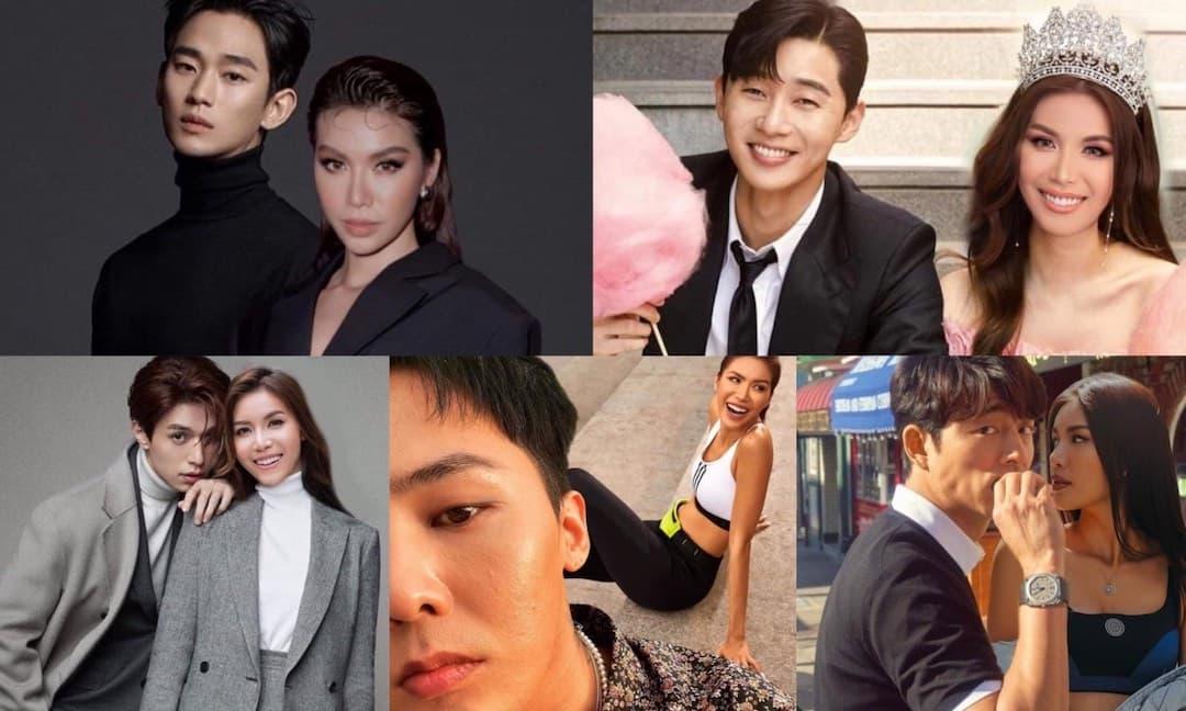 Khi fan girl đang lao xao chỉ vì G-Dragon, Minh Tú lại tự tin 'hẹn hò' cùng cả dàn soái ca xứ Hàn