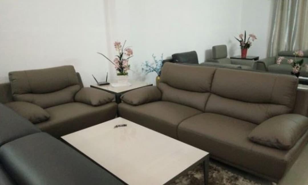 5 mẫu sofa da thư giãn đáng mong chờ nhất dịp Xuân Tân Sửu