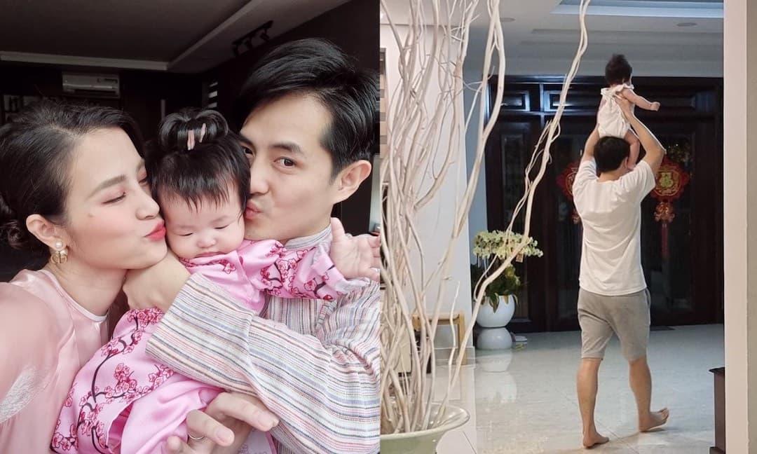 Đông Nhi đăng ảnh khoe 'nóc nhà' của Ông Cao Thắng: Sao Việt khen 'nóc nhà' ngày càng lớn