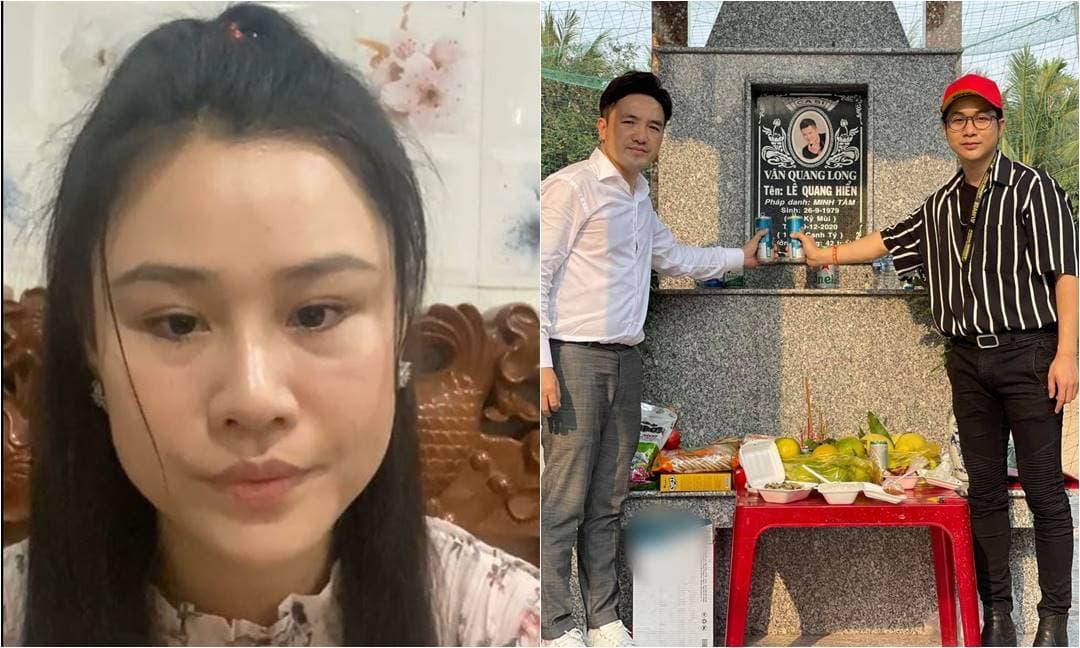Vợ 2 Vân Quang Long nhận 113 triệu của Hàn Thái Tú, từ chối nhận cấp dưỡng cho con từ Dương Ngọc Thái