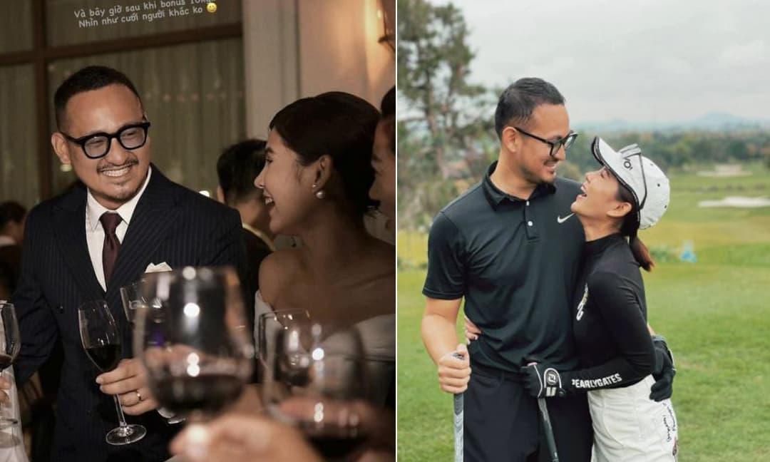 Cuộc sống của MC Thu Hoài sau khi kết hôn: Chăm chồng mũm mĩm, bị bạn thân 'nói xấu'