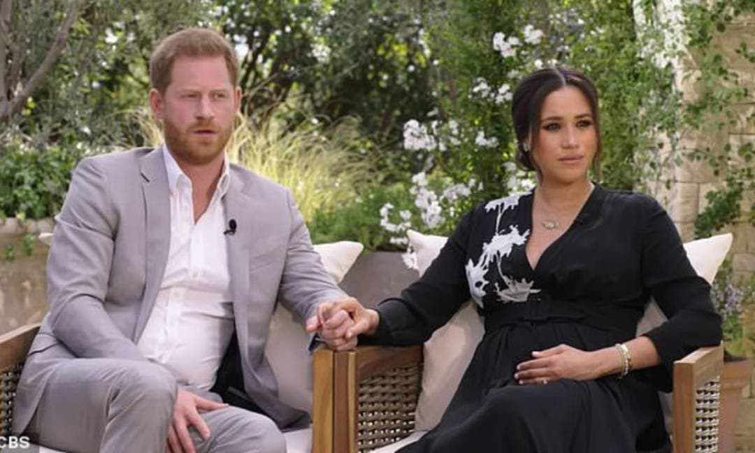Hé lộ về cuộc phỏng vấn dội bom Hoàng gia của Meghan và Harry: Vợ chồng thi nhau kể khổ lúc còn ở Anh