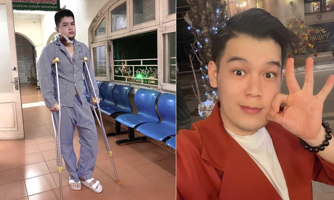 Long Chun bức xúc vì tình hình bệnh tật của bản thân bị lợi dụng để... quảng cáo bảo hiểm