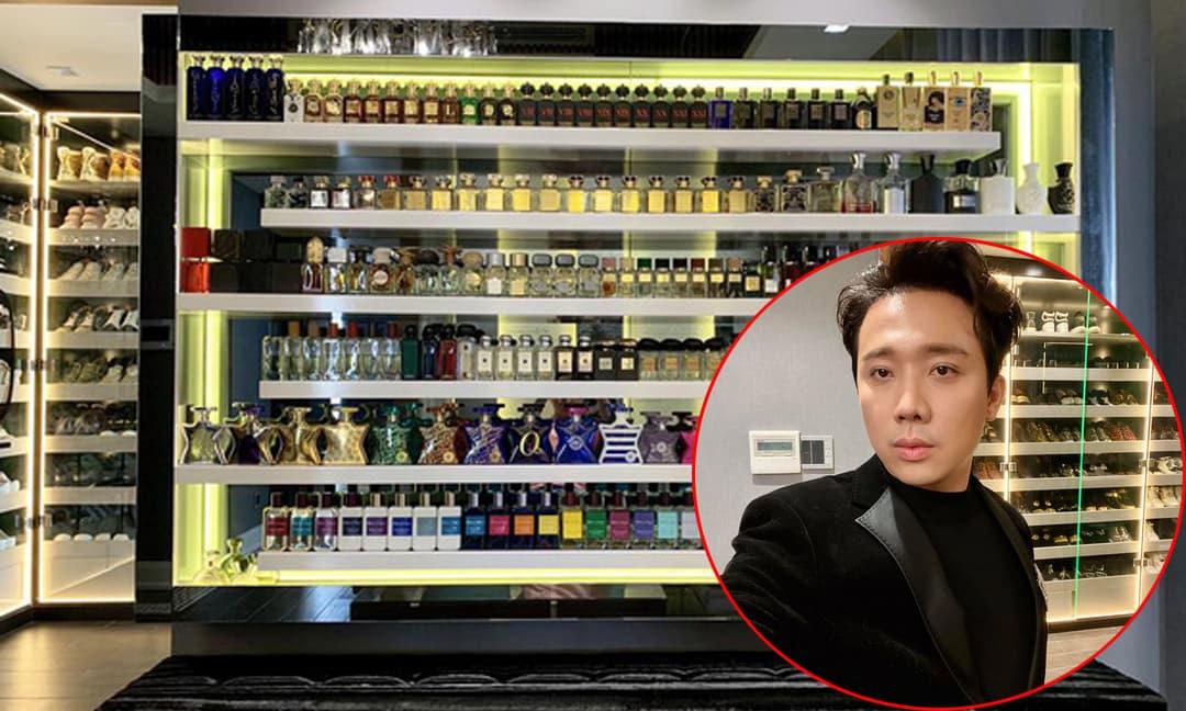 Căn phòng 'thơm nhất Việt Nam' trị giá bạc tỷ của Trấn Thành khiến dân tình choáng ngợp