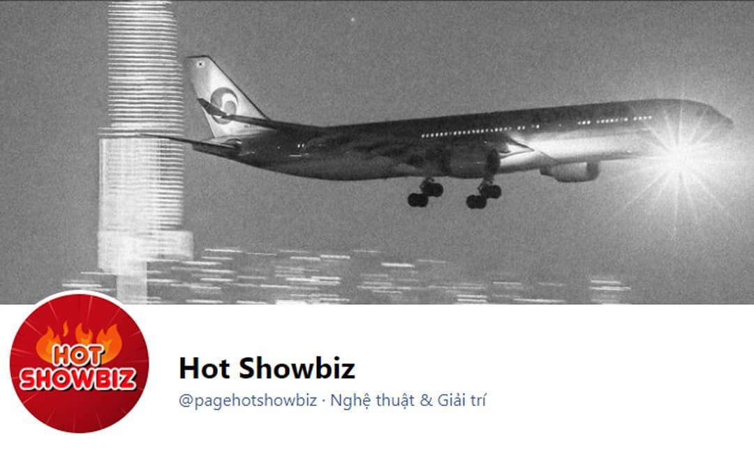 Hot showbiz: Fanpage mới chuyên cập nhật tin tức thế giới giải trí