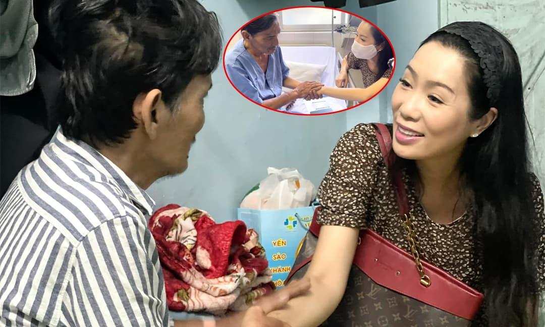 Kêu gọi hơn 400 triệu, Trịnh Kim Chi chính thức đóng tài khoản tổng kết 4 đợt quyên góp cho nghệ sĩ Thương Tín