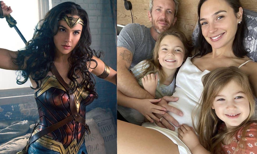 'Wonder Woman' Gal Gadot khoe mang thai lần ba, mẹ 3 con nhưng vẫn nhuận sắc 'trông mòn con mắt'