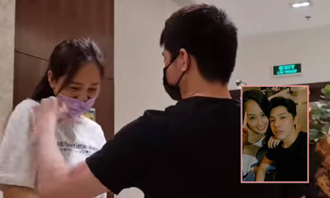 Noo Phước Thịnh và Mai Phương Thúy tiếp tục 'đốn tim' với loạt cử chỉ ngọt ngào trong tiệc sinh nhật: 'Thế giới là của riêng 2 ta'