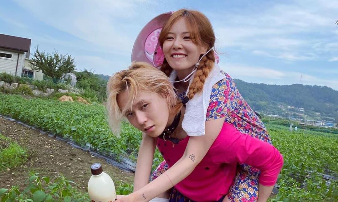 'Nữ hoàng gợi cảm' HyunA đi xem bói với người yêu, thầy phán kiếp trước từng chia tay, bạn trai còn là geisha nổi tiếng