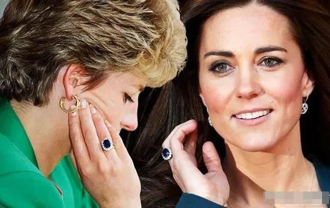 Bí mật hoàng gia đằng sau chiếc nhẫn kim cương đính hôn của Công nương Kate