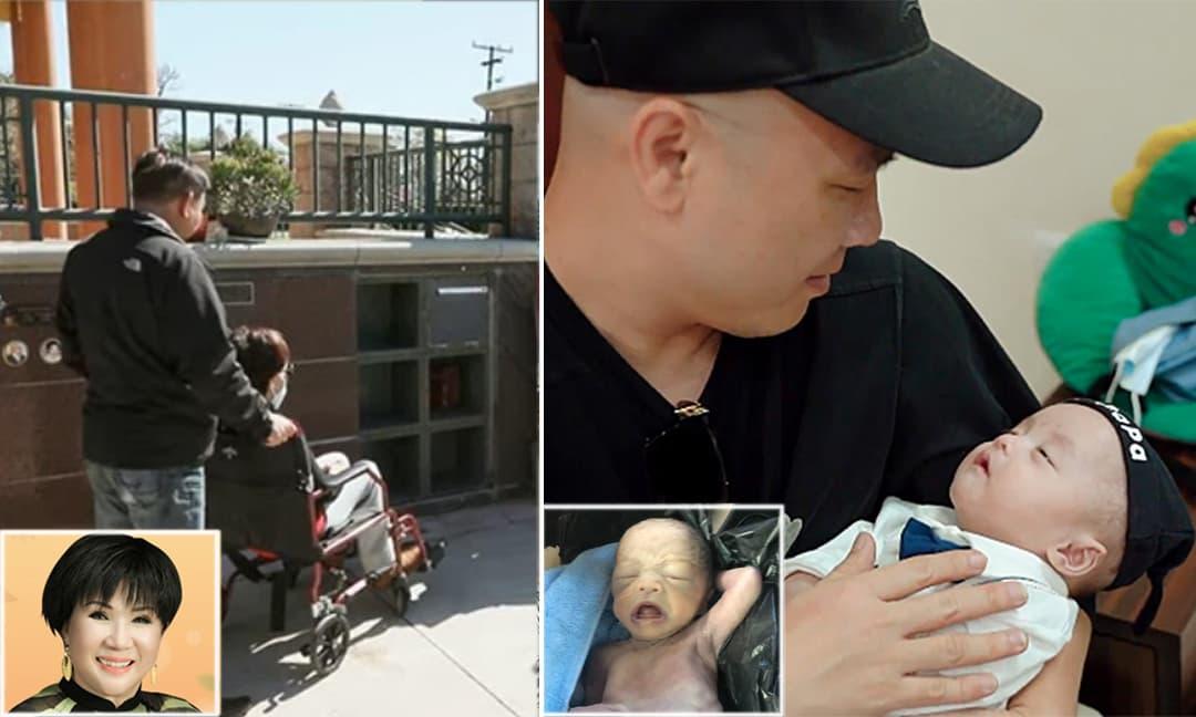 Sao Việt 3/3/2021: Tro cốt cố danh ca Lệ Thu được đưa về nơi an nghỉ cuối cùng; Đỗ Mạnh Cường xúc động chia sẻ hình ảnh cứu con khi sinh non ở tuần 27