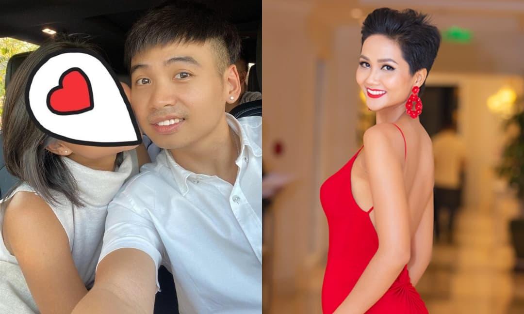 Bạn trai cũ H'Hen Niê bất ngờ có động thái liên quan đến nàng Hậu, chứng minh mối quan hệ hậu chia tay