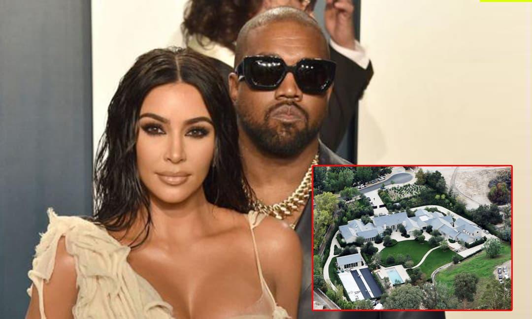 Ly hôn, Kim Kardashian được chồng nhường căn nhà trị giá 1,3 nghìn tỷ đồng