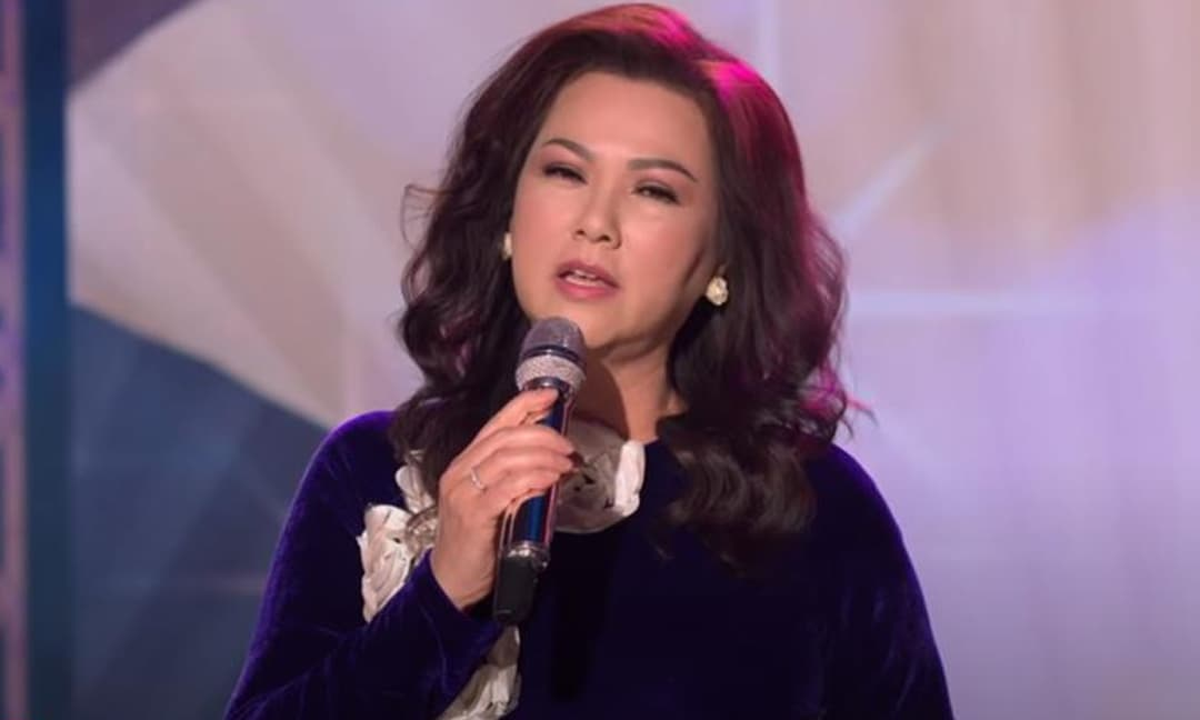 Xem lại ca khúc xúc động Phương Loan hát tặng cố nghệ sĩ Chí Tài