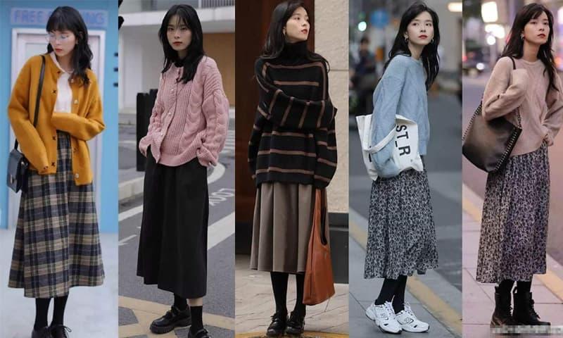 Phụ nữ tuổi 40 mặc 4 loại váy này càng nhiều càng tốt, dáng gầy và ăn gian tuổi tác đáng kể