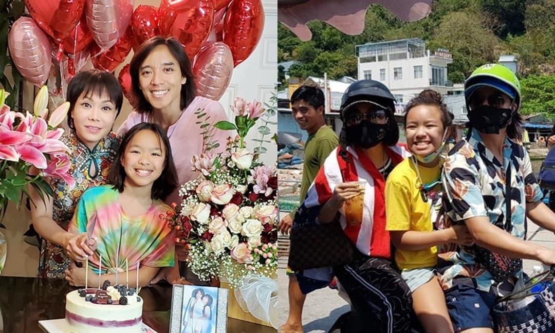 Vợ chồng Việt Hương gây tranh cãi vì vi phạm luật giao thông đường bộ