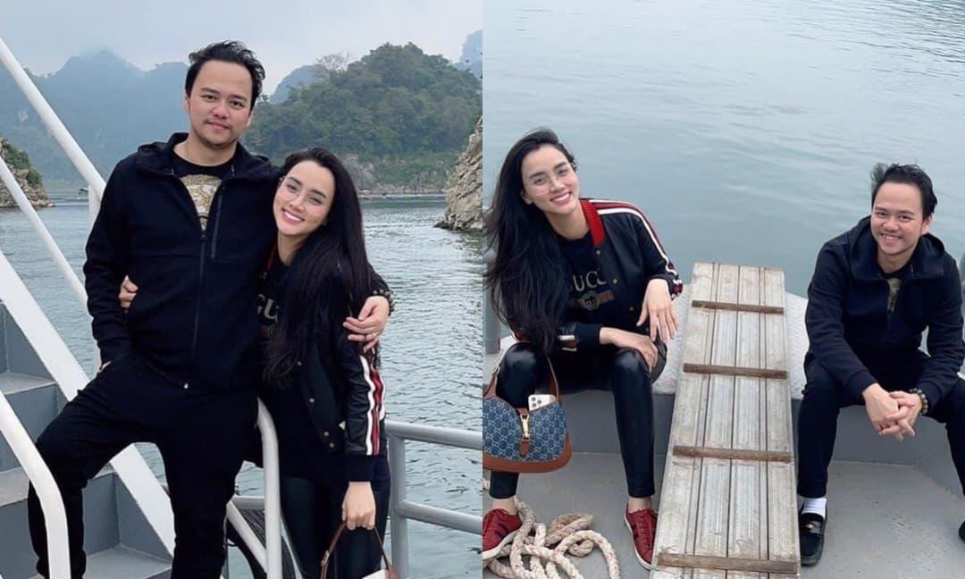 Siêu mẫu Trang Nhung khoe ảnh đi lễ cùng chồng đại gia: nhan sắc và thần thái tuyệt đỉnh ở tuổi 36