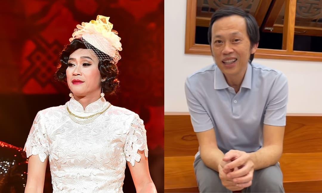 Nửa đêm, Hoài Linh đăng clip tâm sự lý do không thể giả gái nữa
