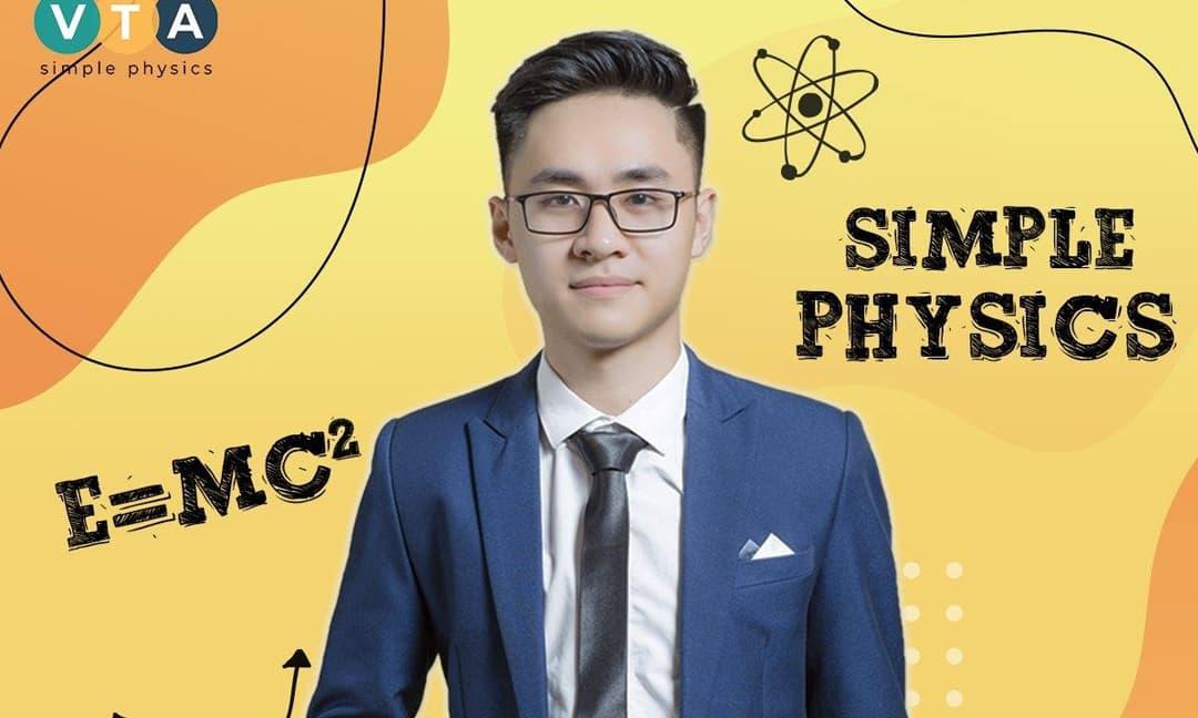 Thầy giáo trẻ Vũ Tuấn Anh truyền cảm hứng học Vật lý cho hàng ngàn học sinh bước tới ngưỡng cửa đại học